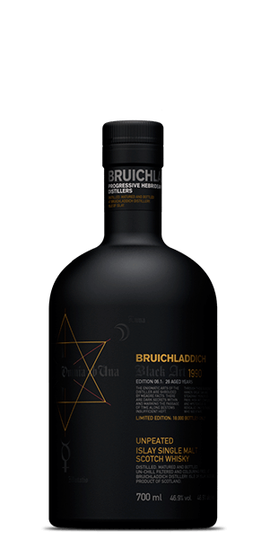 Bruichladdich Black Art Edition 06.1