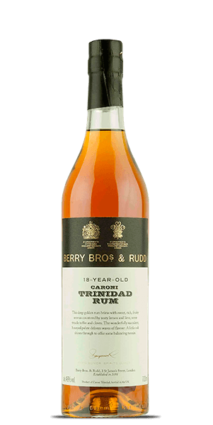 Berry Brothers & Rudd Caroni 18 Year Old