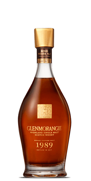 Glenmorangie Grand Vintage Malt 1989