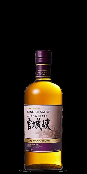 Nikka Miyagikyo Single Malt Rum Wood Finish