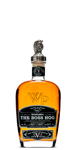 WhistlePig Boss Hog Vth Edition: The Spirit of Mauve