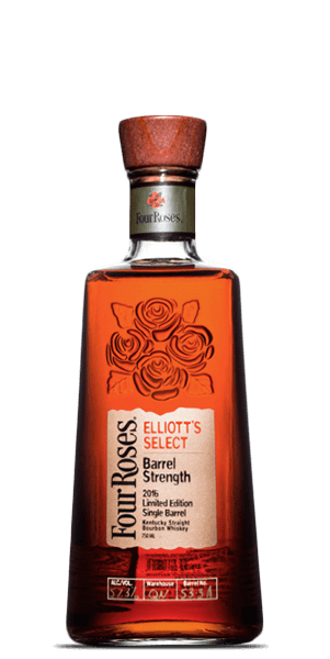 Four Roses Single Barrel Elliott's Select Limited Edition 2016