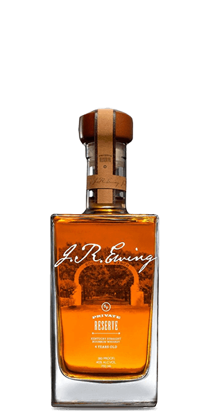 J.R. Ewing Private Reserve Kentucky Straight Bourbon Whiskey