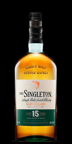 Singleton Of Glendullan 15 Year Old