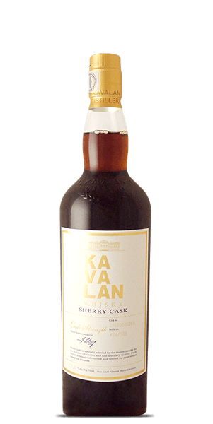 Kavalan Sherry Cask (Cask Strength Edition)