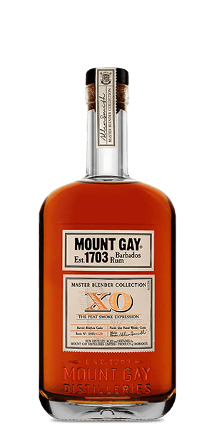 Mount Gay XO Peat Smoke Expression Rum