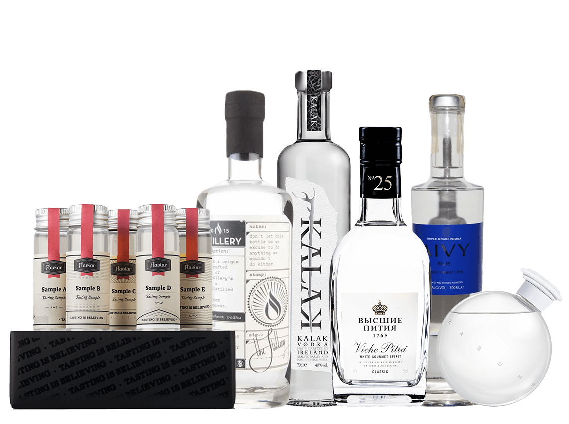 Vodka: The Master Class
