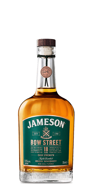 Jameson Bow Street 18 Year Old Batch 1