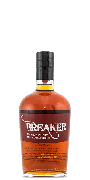 Breaker Port Barrel Finish Bourbon Whisky