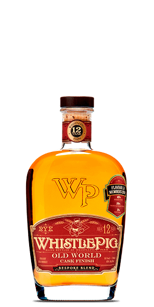 WhistlePig Rye Flaviar Blend 2018 Los Angeles Edition