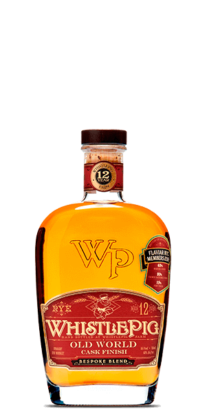WhistlePig Rye Flaviar Blend 2018 New York Edition