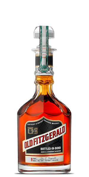 Old Fitzgerald 9 Year Old Bottled in Bond Bourbon