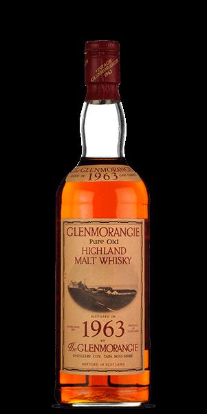 Glenmorangie 22 Year Old Sherry Cask 1963 Vintage