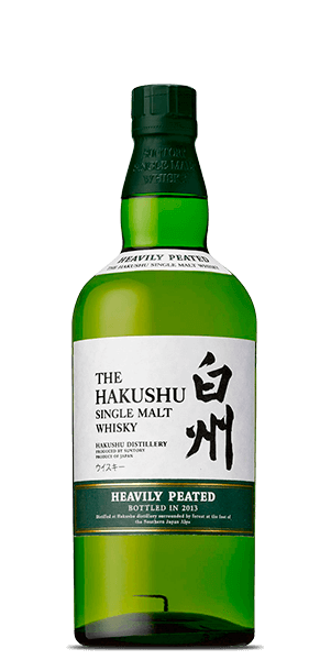 Hakushu Heavily Peated 2013