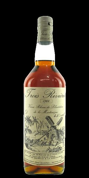 Trois Rivieres 1964 Martinique Rum