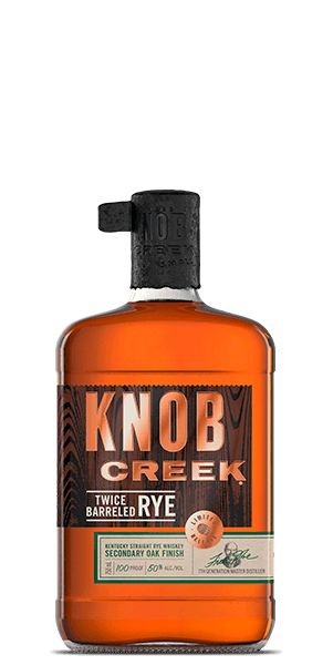 Knob Creek Twice Barreled Rye 2018
