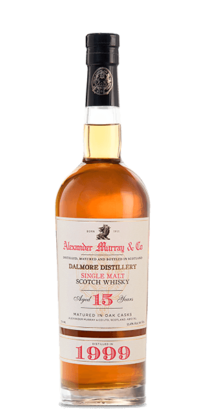 Alexander Murray The Dalmore 15 Year Old 1999