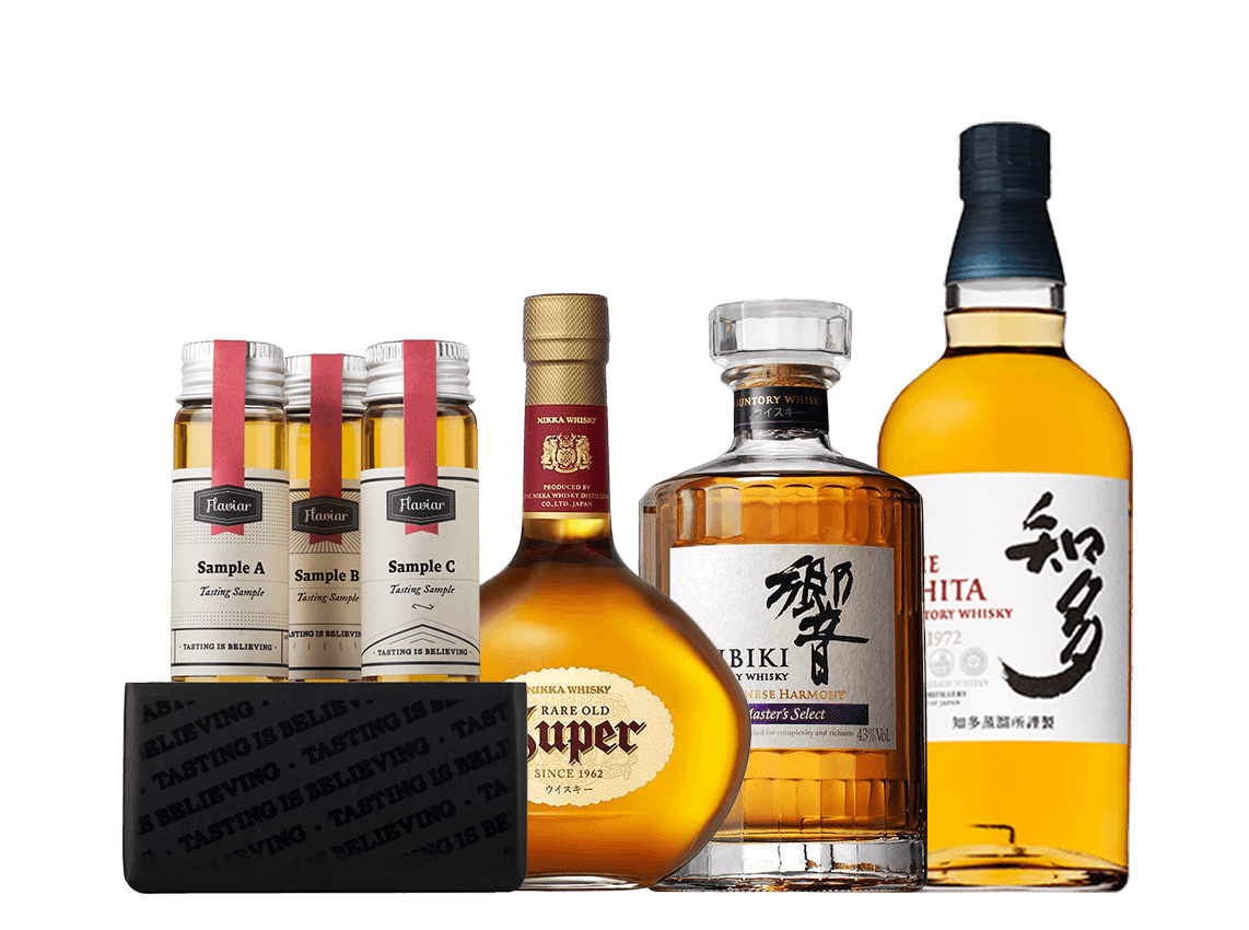 Whisky's Big In Japan