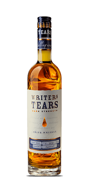 Writers' Tears Cask Strength 2018 Release