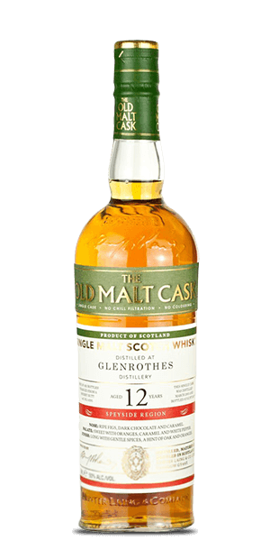 Old Malt Cask Dailuaine 12 Year Old 2006 Vintage