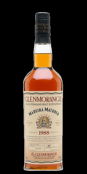 Glenmorangie Madeira Matured 1988