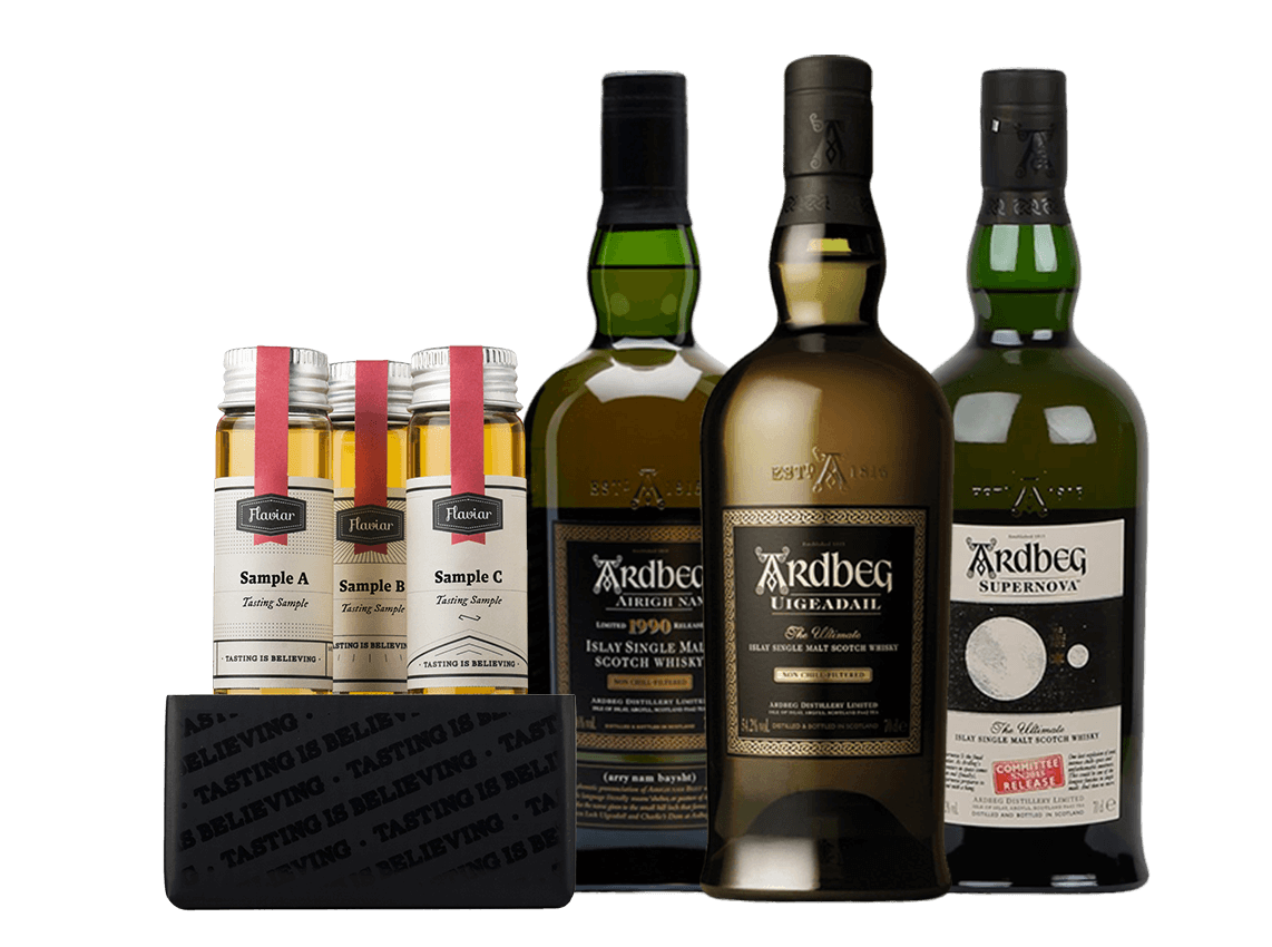Vault Selection LVIII. The Story of Ardbeg