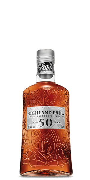 50 Year Old Whiskey >> Highland Park 50 Year Old