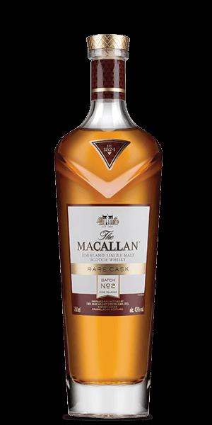 The Macallan Rare Cask Batch No. 2 2018 Release