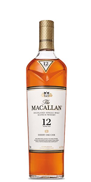 The Macallan 12 Year Old Sherry Oak