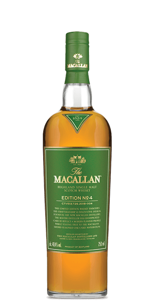 The Macallan Edition No.4