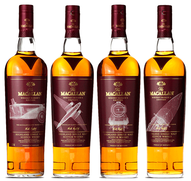 The Macallan Maker's Edition Whisky Classic by Nick Veasay
