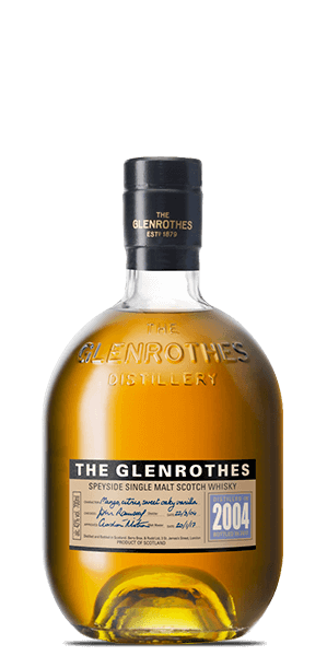 The Glenrothes 2004 Vintage