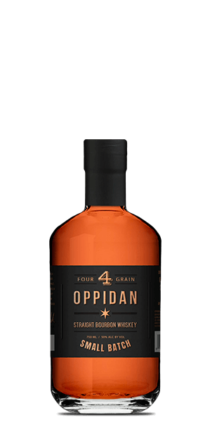 Oppidan Four Grain Small Batch Bourbon