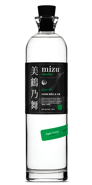 Mizu Shochu Green Tea