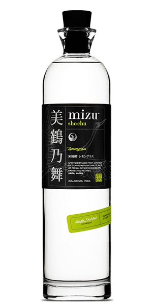 Mizu Shochu Lemongrass