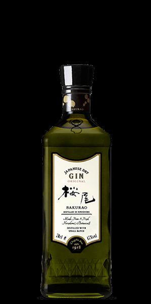 Sakurao Original Hiroshima Gin