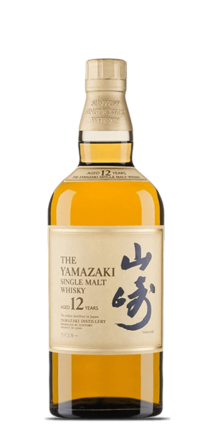 Yamazaki Whisky Single Malt 12 Year Old