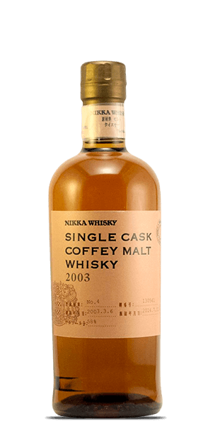 Nikka Coffey Malt Single Cask 2003