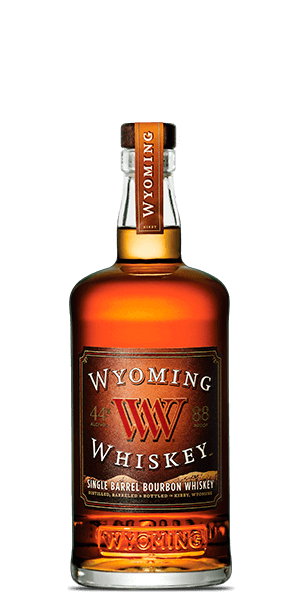 Wyoming Whiskey Single Barrel
