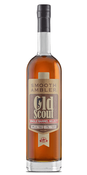 Smooth Ambler Old Scout Single Barrel Select 13 Year