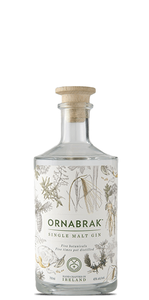 Ornabrak Irish Single Malt Gin