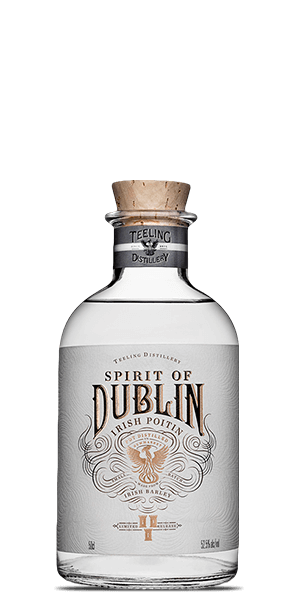 Spirit of Dublin Teeling Irish Poitin