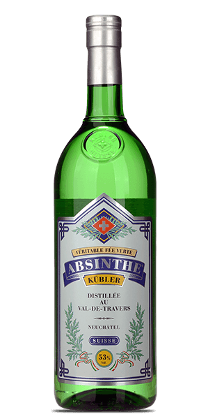 Kubler Wyss Absinthe Reviews Tasting Notes