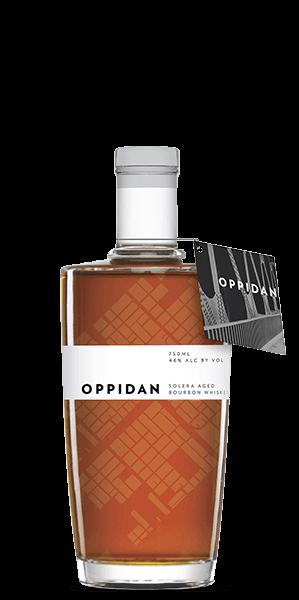 Oppidan Bourbon Solera Aged
