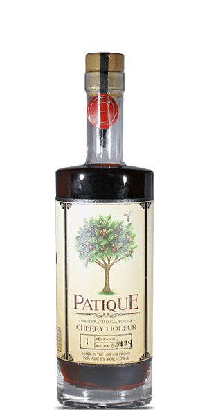 Patique Cherry Liqueur