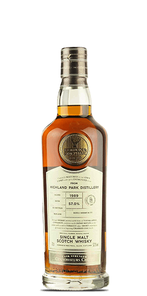 Highland Park 1989 Gordon and MacPhail 29 Year Old Batch