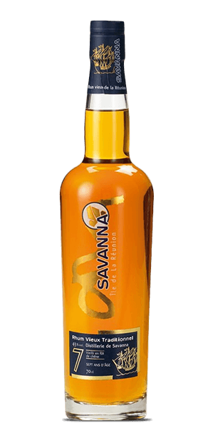 Savanna Rhum Vieux Traditionnel 7 Year Old