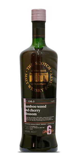 Chichibu 2011 SMWS 6 Year Old