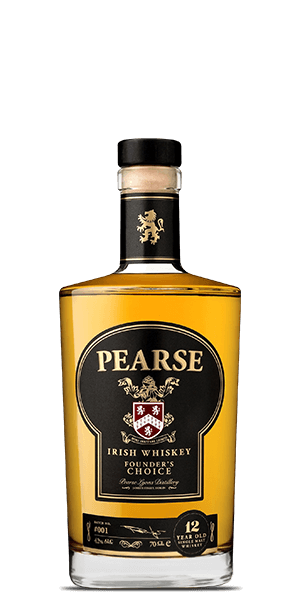 Pearse Irish Whiskey Founder's Choice