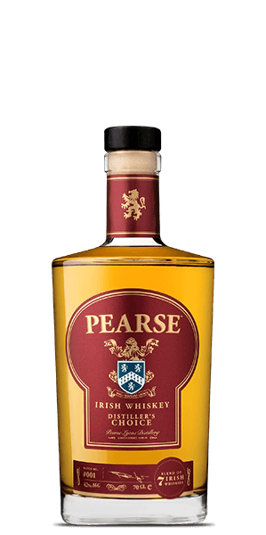 Pearse Irish Whiskey Distiller's Choice